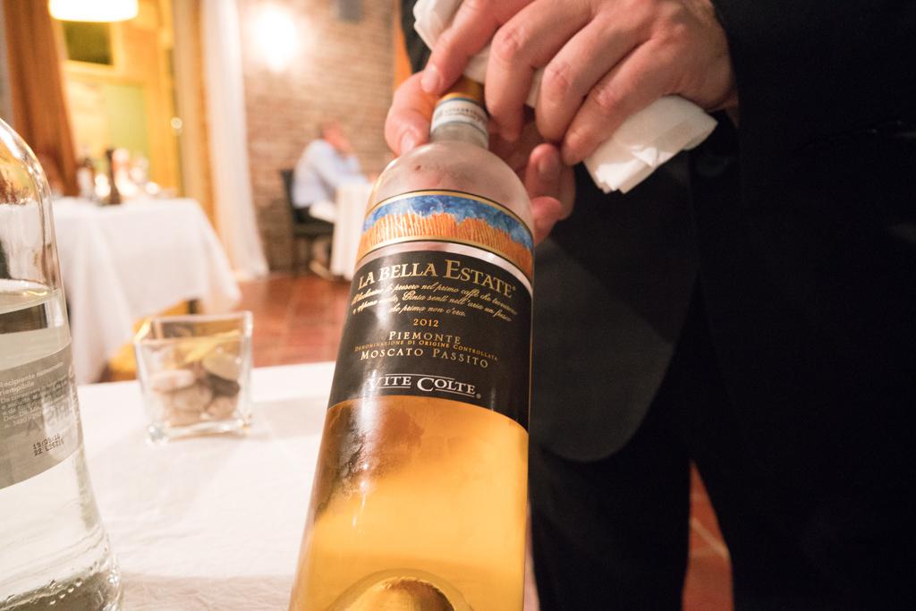 passito, La Madernassa, Chef Michelangelo Mammoliti, Guarente, Cuneo, Piemonte
