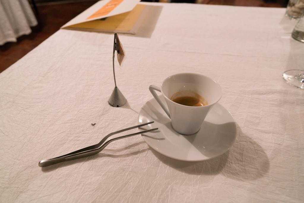 raviolo, La Madernassa, Chef Michelangelo Mammoliti, Guarente, Cuneo, Piemonte