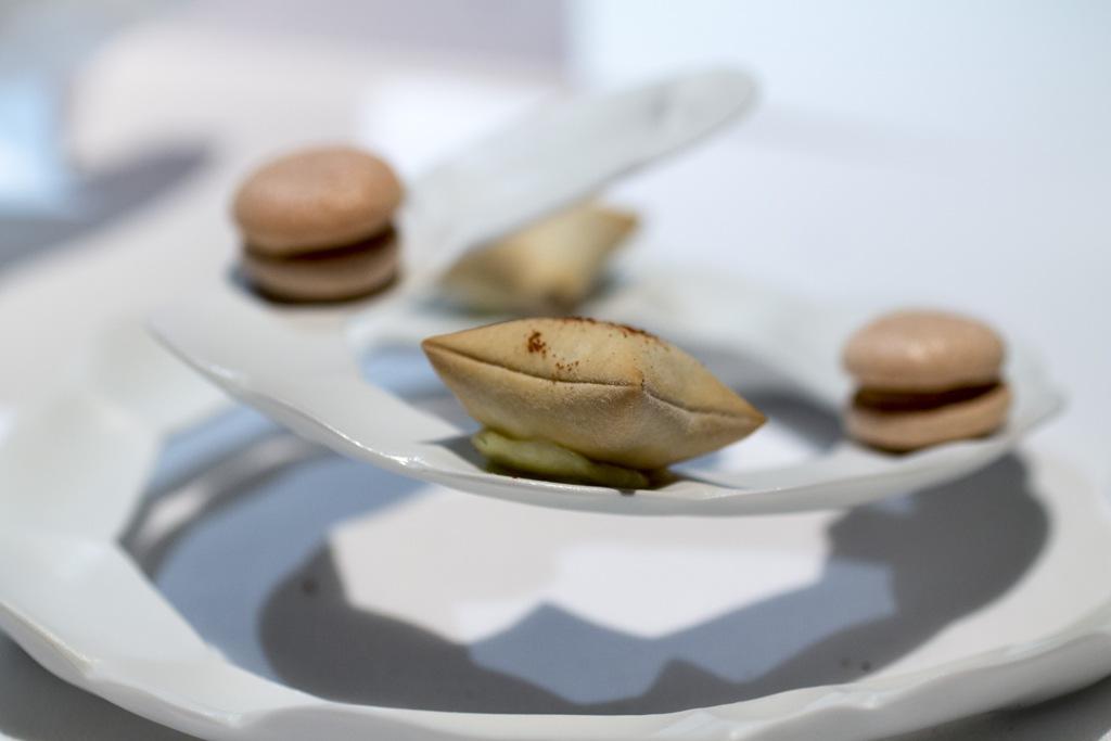 appetizers, Osteria Francescana, Modena, Chef Massimo Bottura