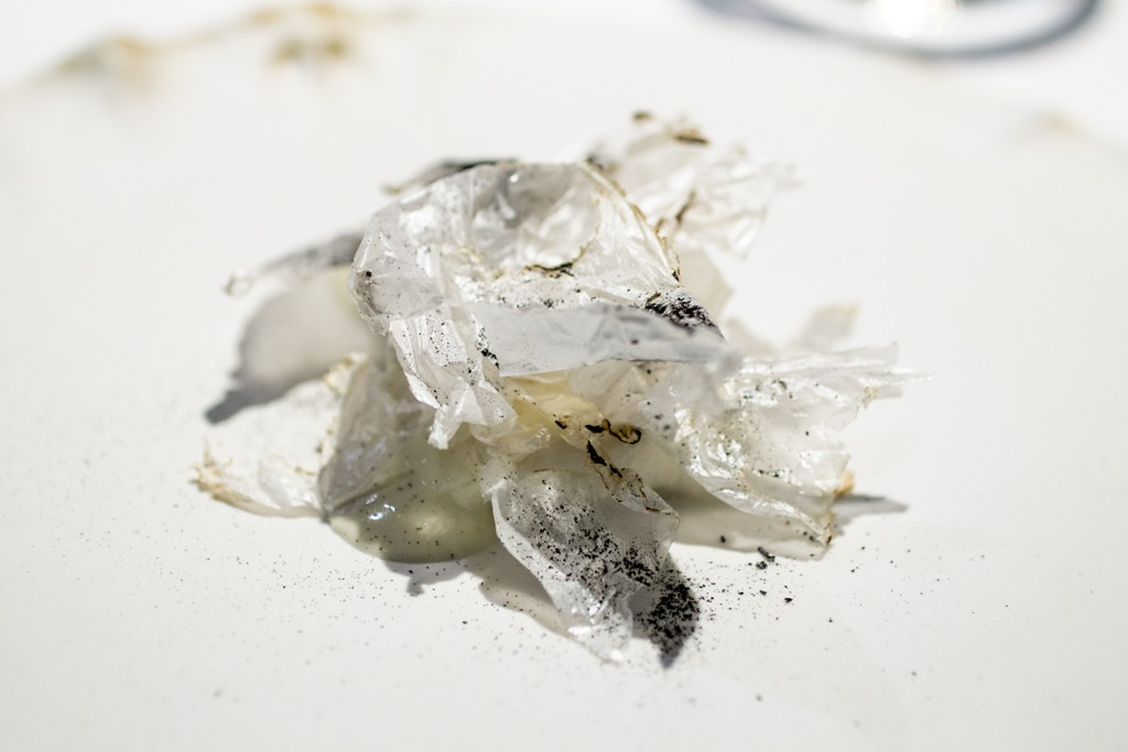 sogliola, Osteria Francescana, Modena, Chef Massimo Bottura