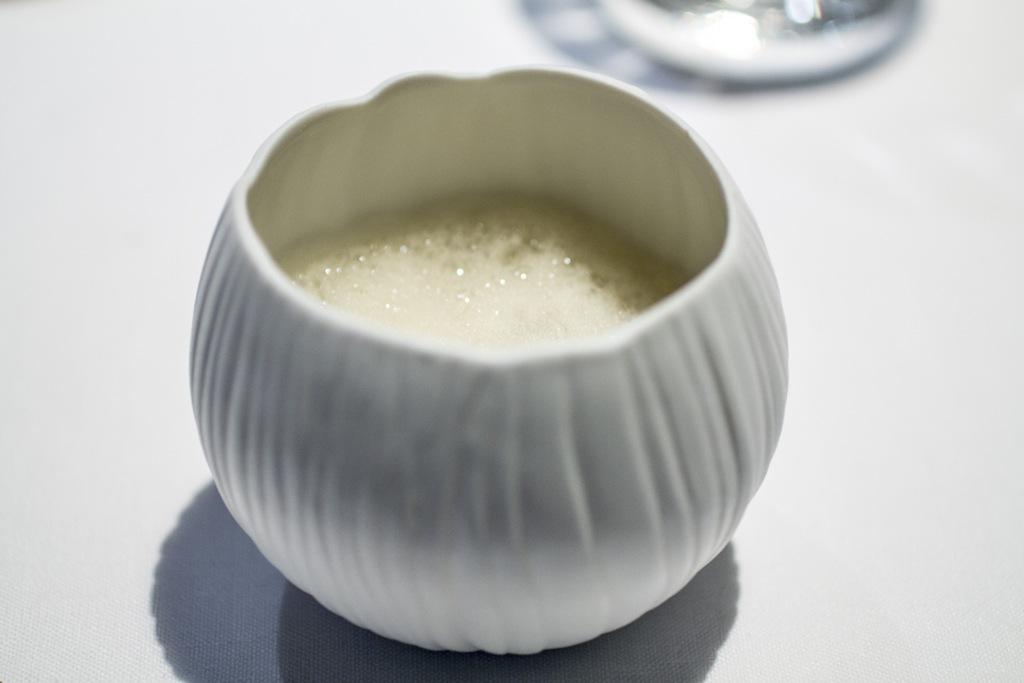 ceviche, Osteria Francescana, Modena, Chef Massimo Bottura