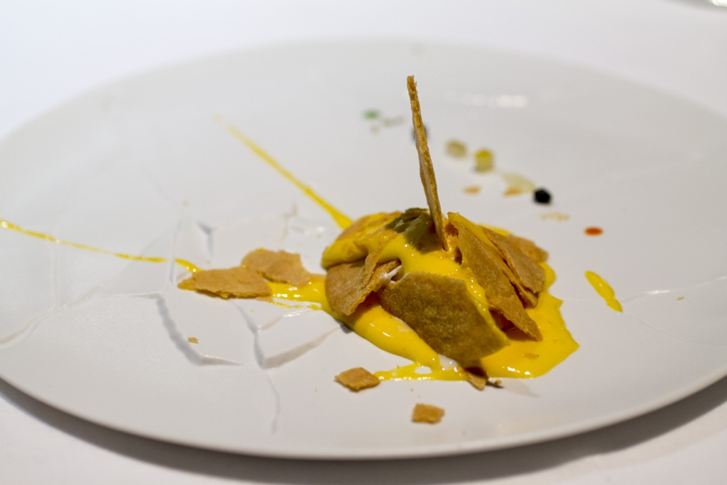 oops, Osteria Francescana, Modena, Chef Massimo Bottura