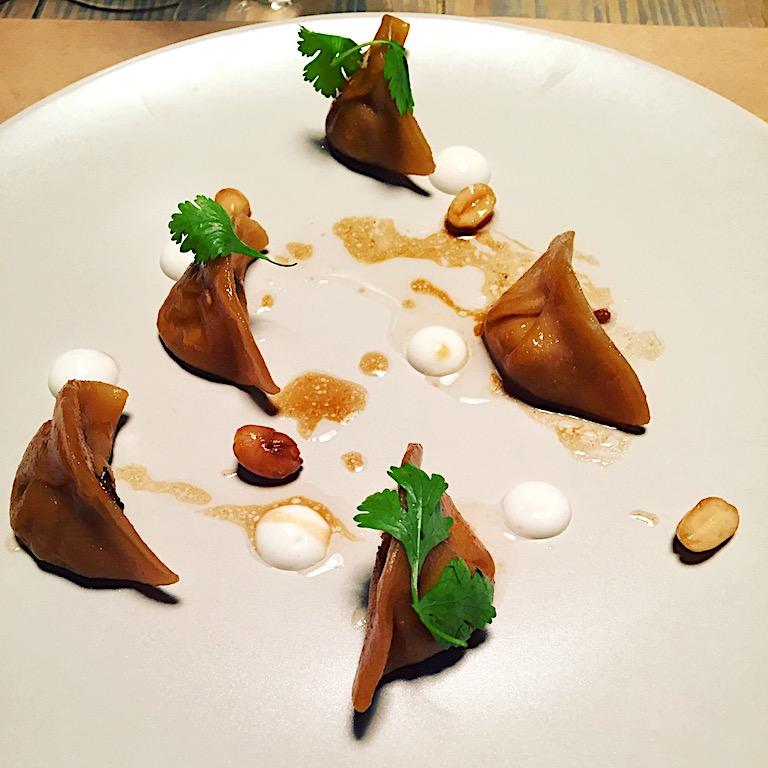 dumpling, Retrobottega, chef Alessandro Miocchi, Giuseppe Lo Iudice, Roma
