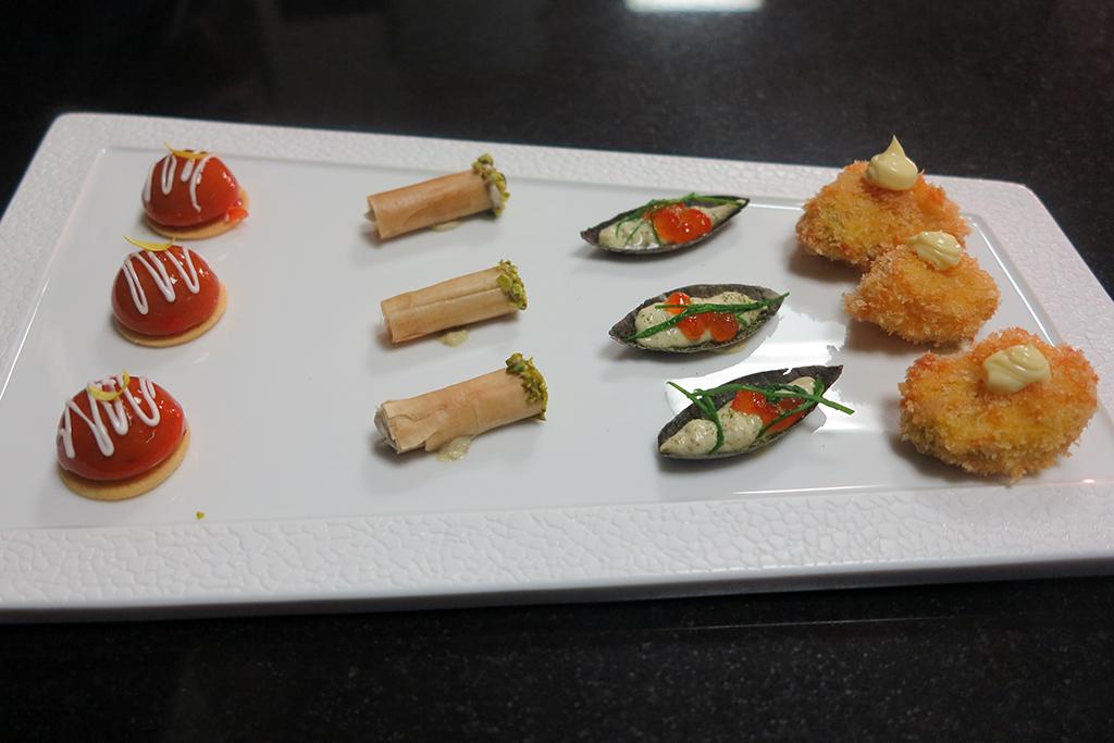 aperitivo,Seta, Mandarin Oriental Milano, Chef Antonio Guida