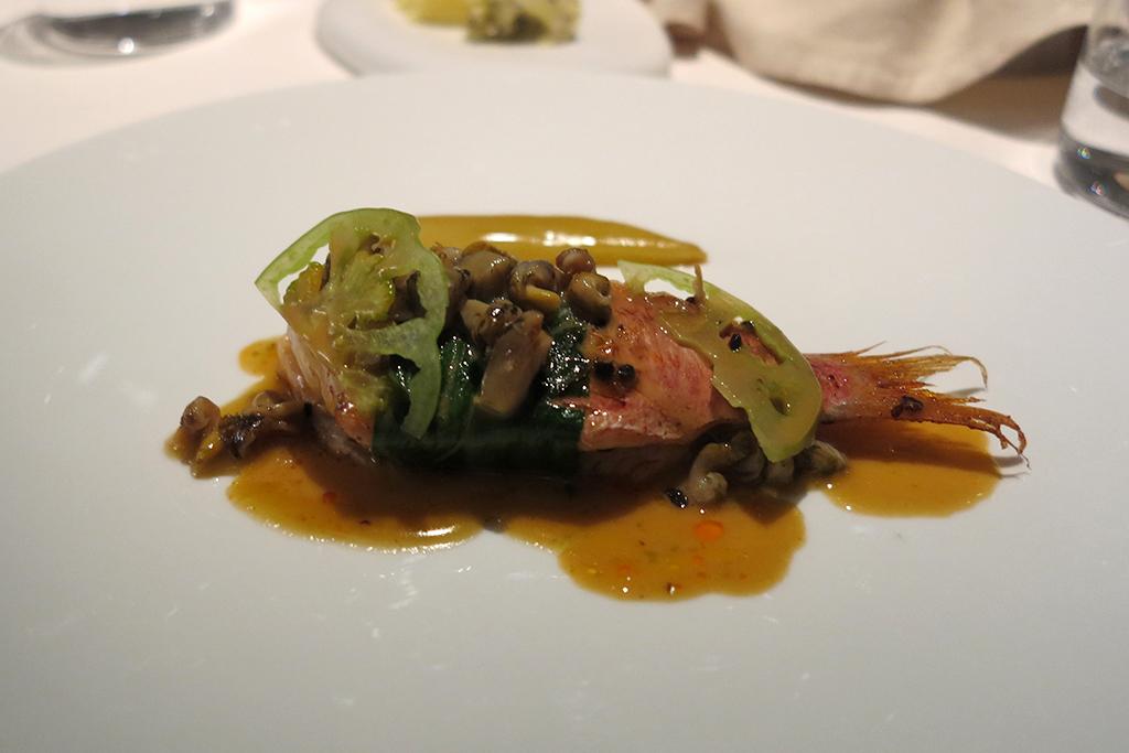 triglia, Seta, Mandarin Oriental, Milano, Chef Antonio Guida