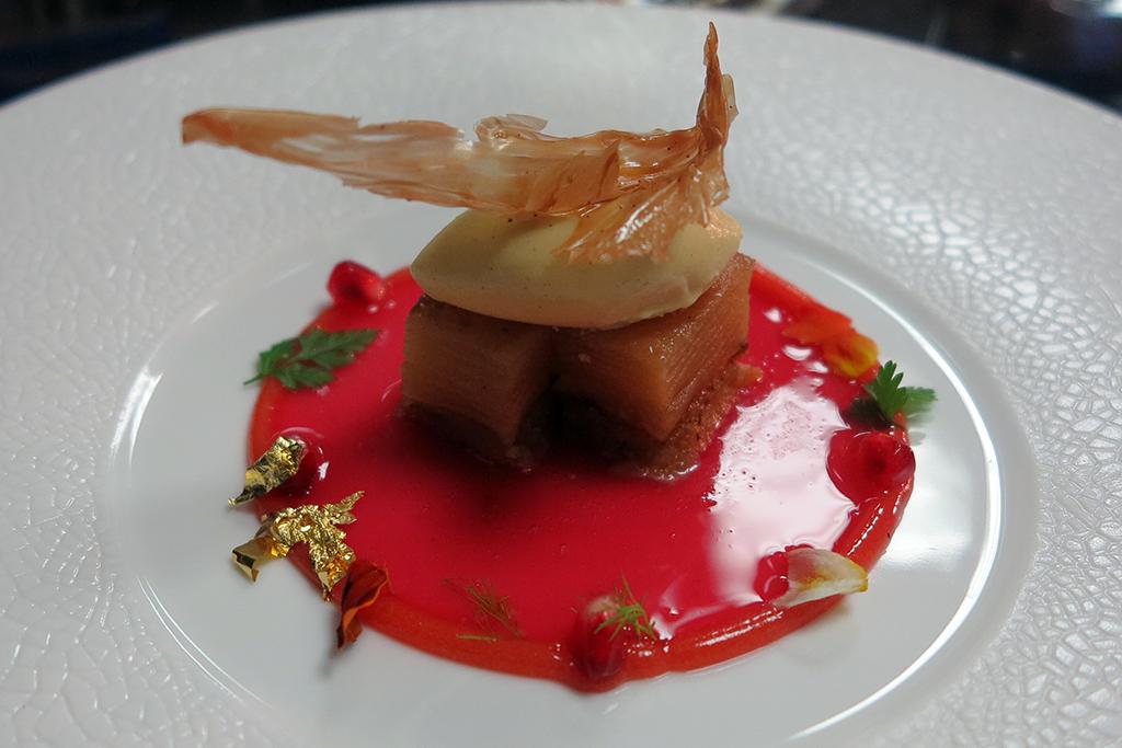 dessert, Seta, Mandarin Oriental, Milano, Chef Antonio Guida