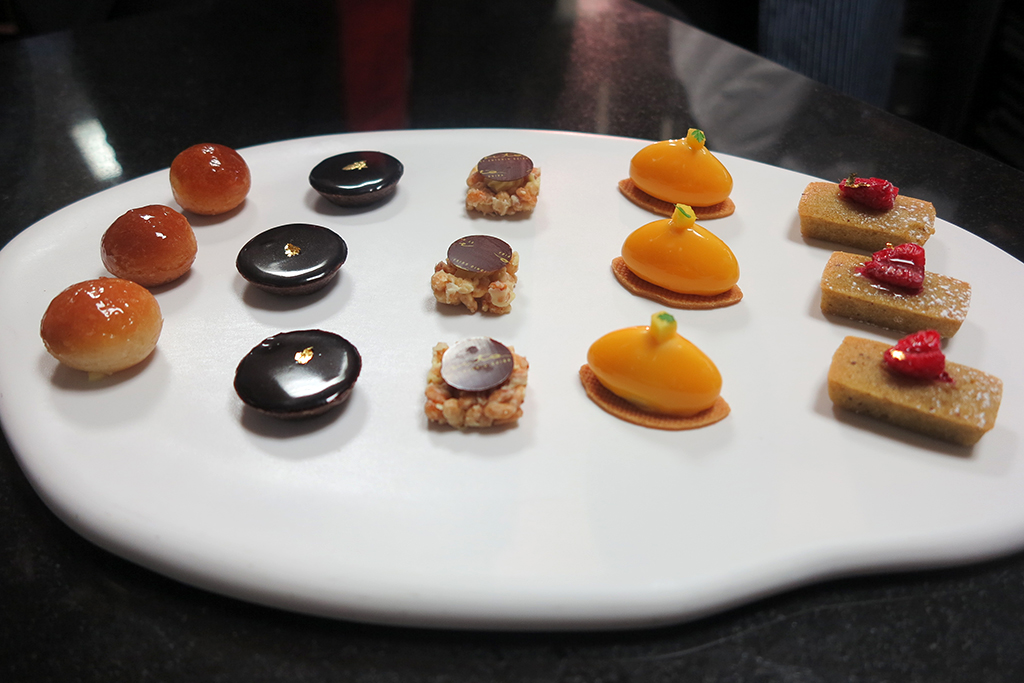 piccola pasticceria, Seta, Mandarin Oriental, Milano, Chef Antonio Guida