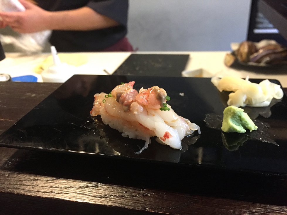 nighiri, Giapponese, Sol Levante, Masashi Suzuki, Milano
