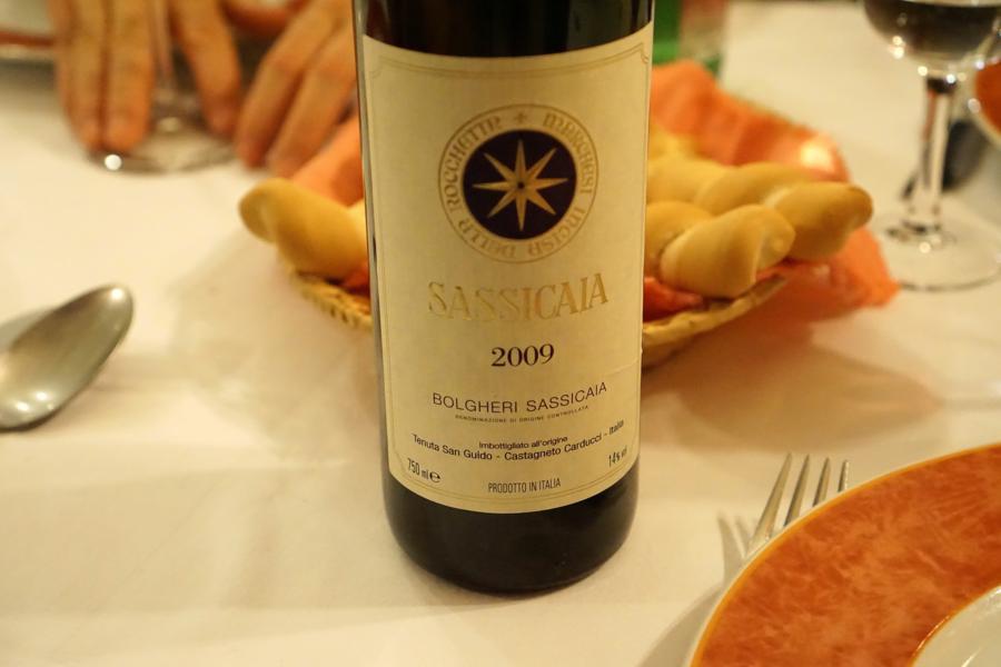 sassicaia,Ristorante Tassi, Bondeno, Ferrara, Emilia-Romagna