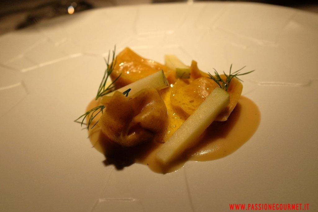 carpa, Essenza, Chef Eugenio Boer, Milano