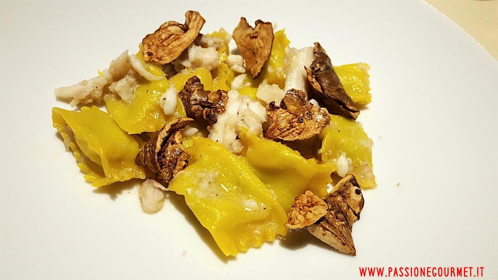 Fagottelli, Tordomatto, Chef Adriano Baldassarre, Roma
