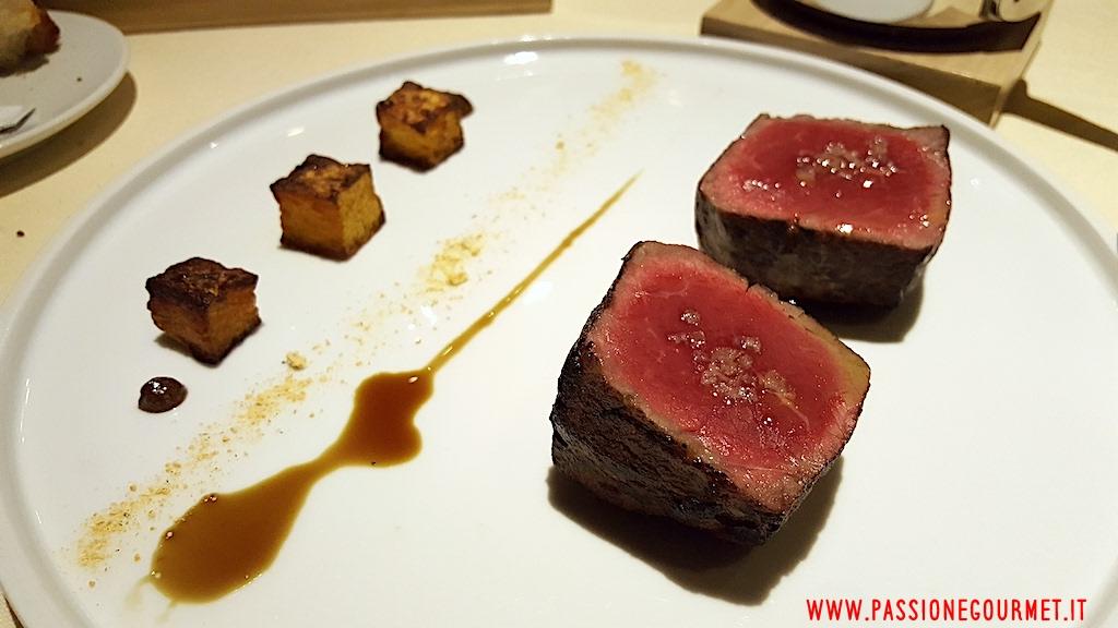 carne, Tordomatto, Chef Adriano Baldassarre, Roma
