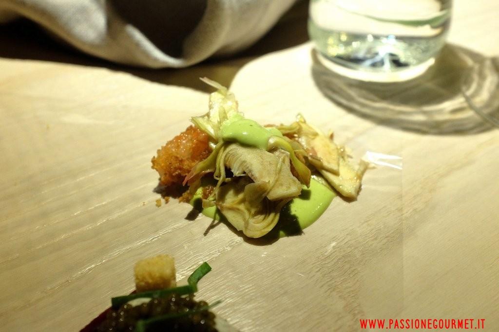 Le Calandre: Nudo e crudo di carne e di pesce 3