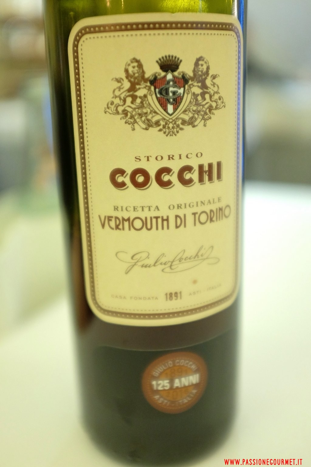 Arcade: Vermouth