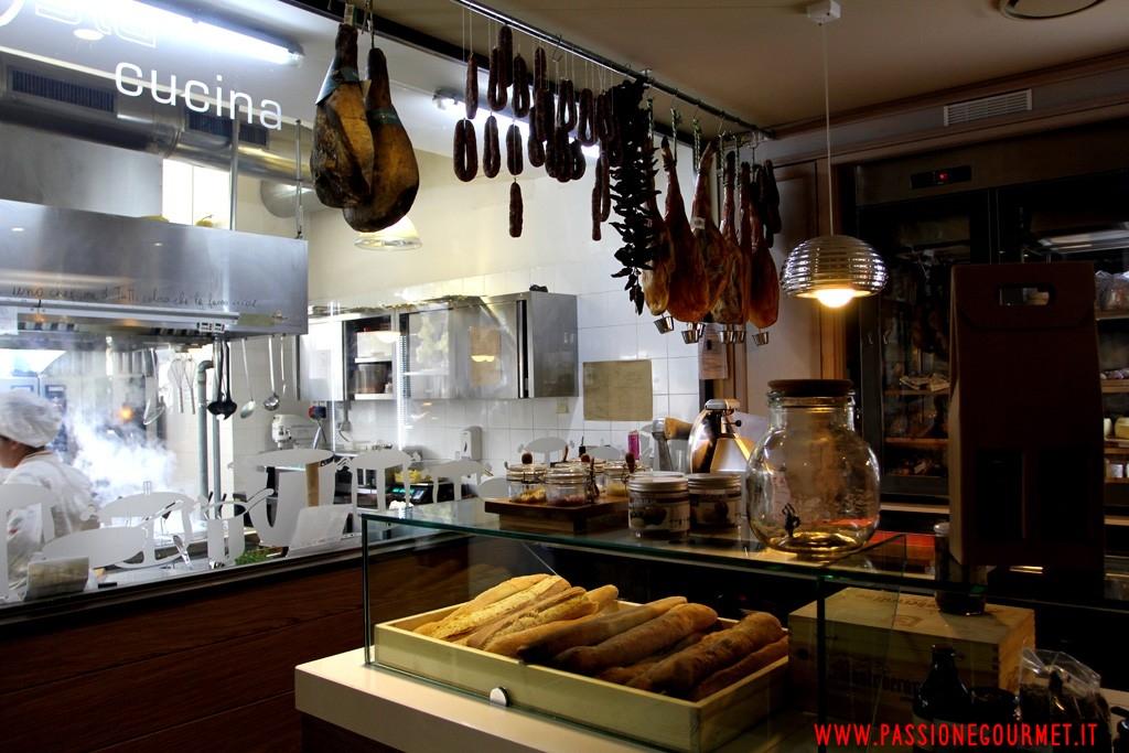 Degusta: Cucina a vista