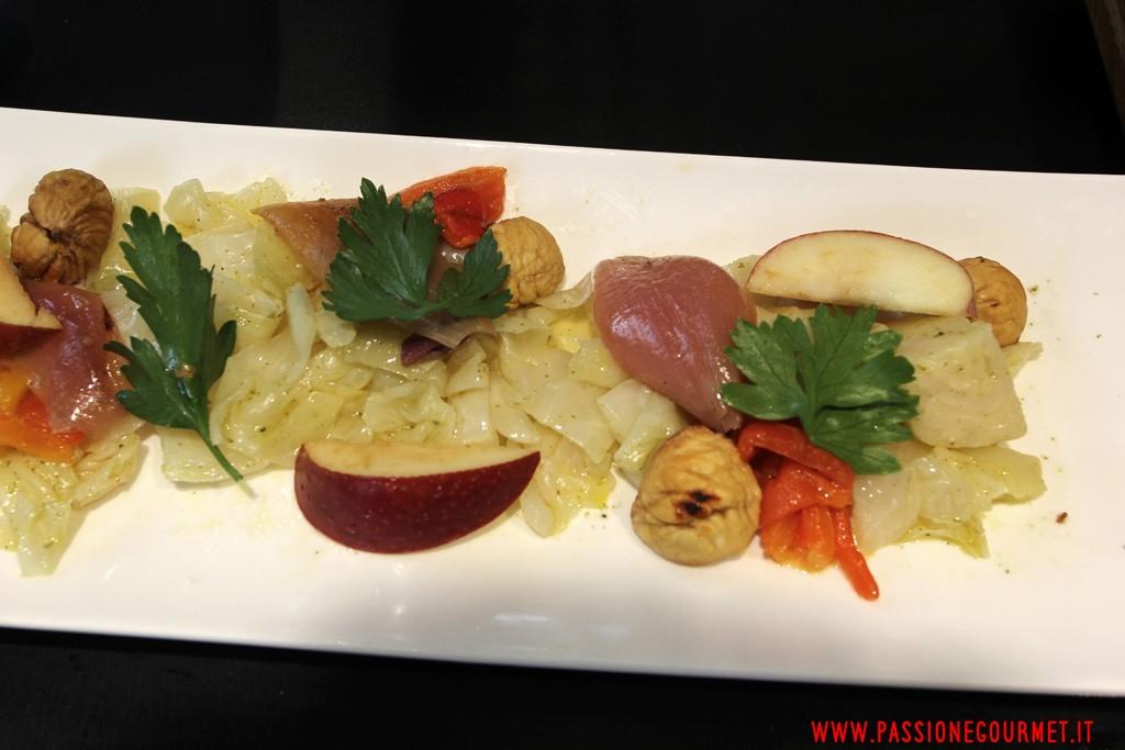 Degusta: costine di maiale beneventano, peperone crusco di Senise, miele di fiori bianchi 4
