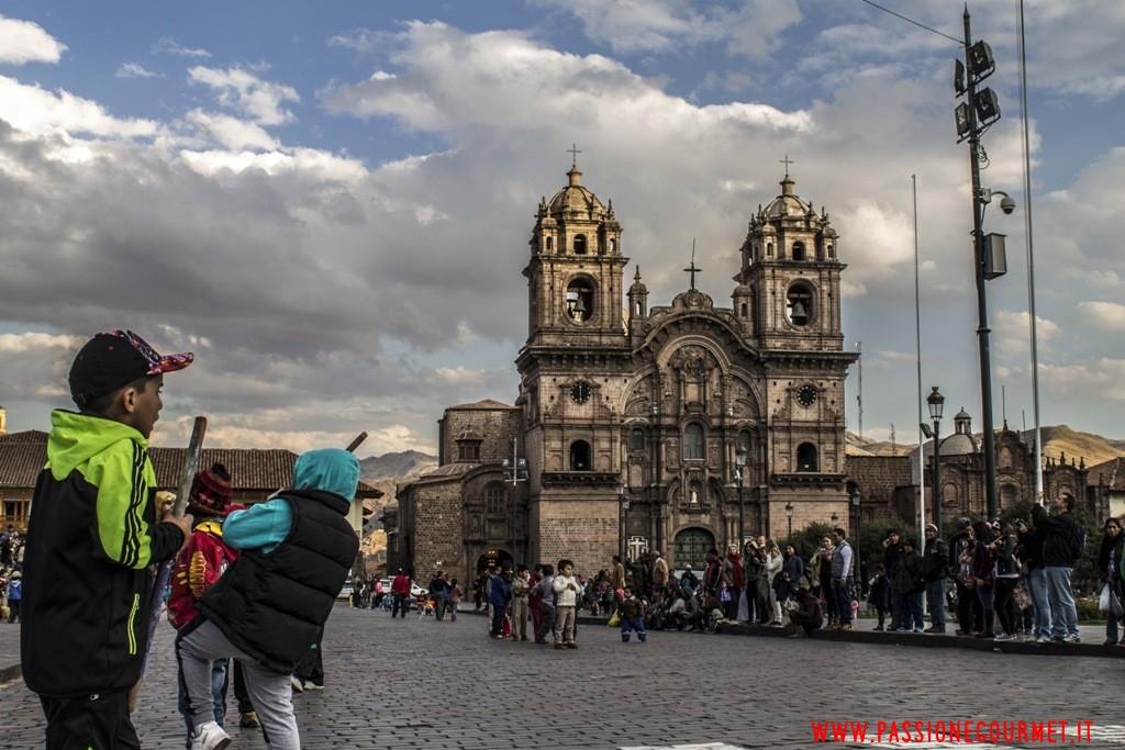Plaza de Armas, Kion, Cusco, ristorante chifa