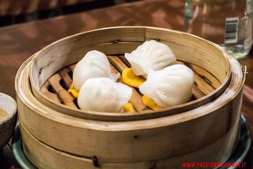 dumplings, Kion, Cusco, ristorante chifa
