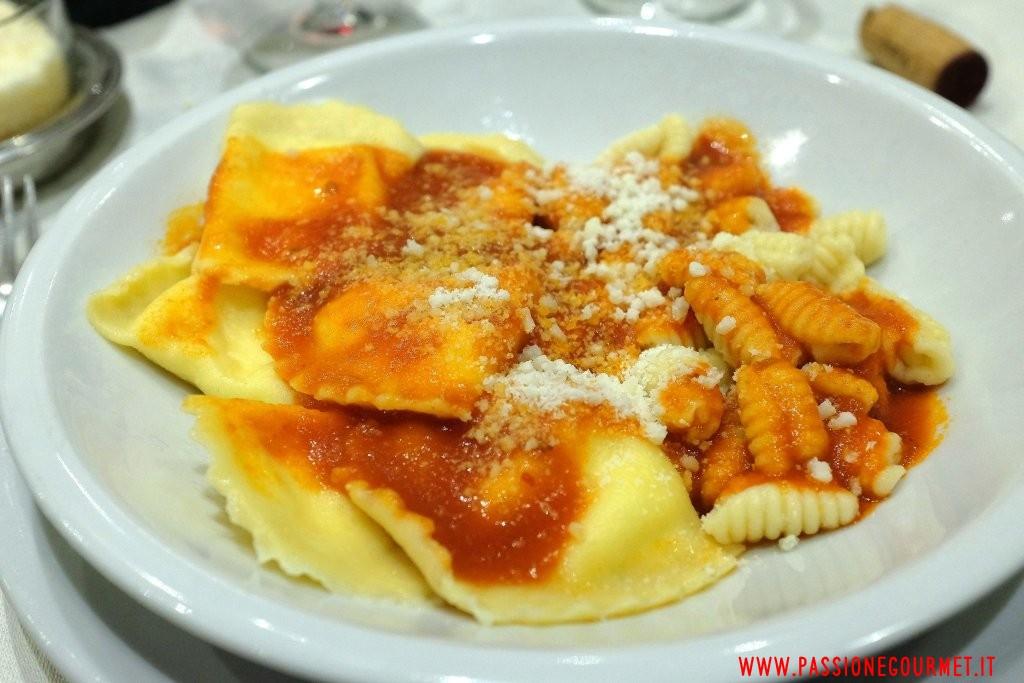 primi piatti, Trattoria Maria Fidone, Modica