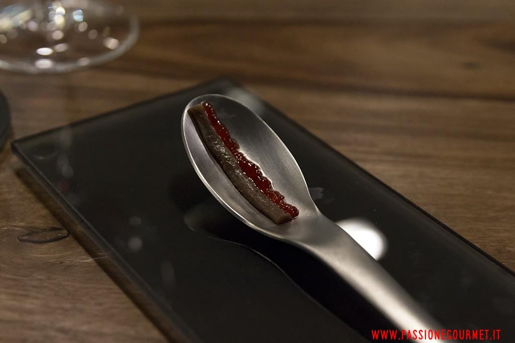 VOLM: sardina e peperone