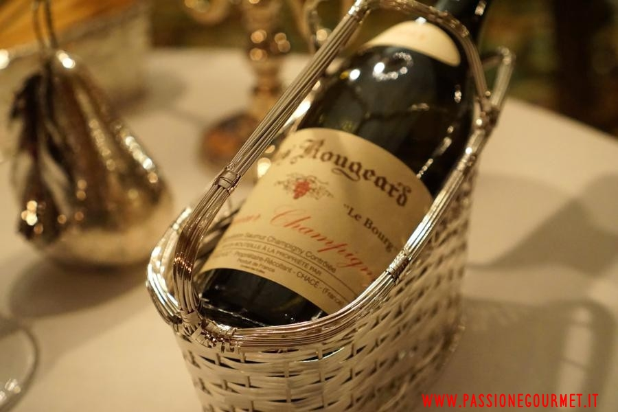 Clarence: Clos Rougeard Le Bourg 2011 1