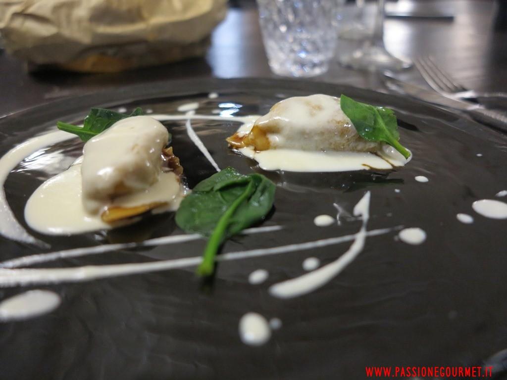 ravioli, Farmacia dei sani, chef Valentina Rizzo, Ruffano