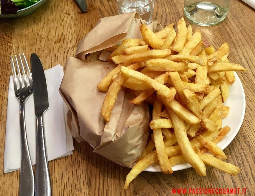 fries, parigi, Frenchie to go