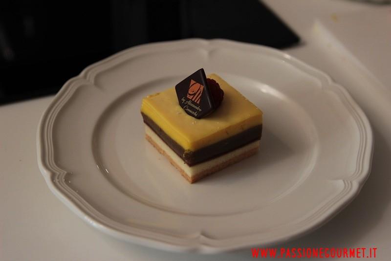 Pasticceria Martesana, Torta di Crema a Strati, le migliori pasticcerie di milano