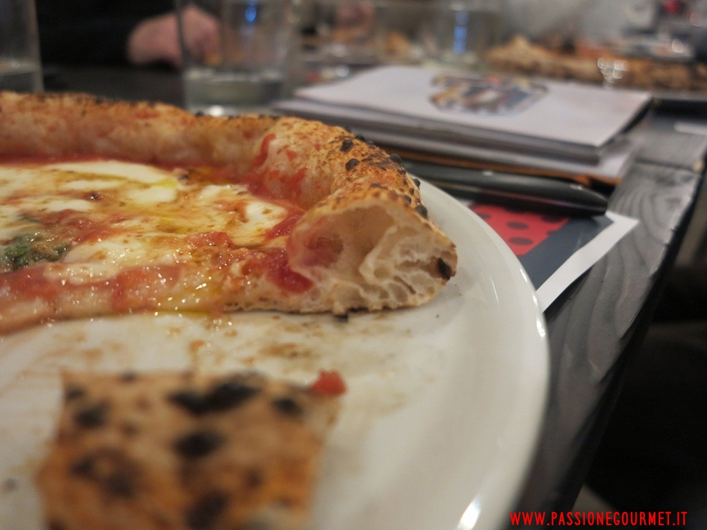 Pizzeria P: dettaglio pizza