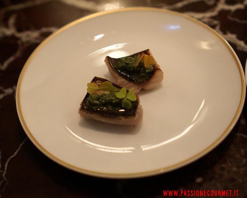 appetizer, Tondo, Chef Simone Tondo, Parigi