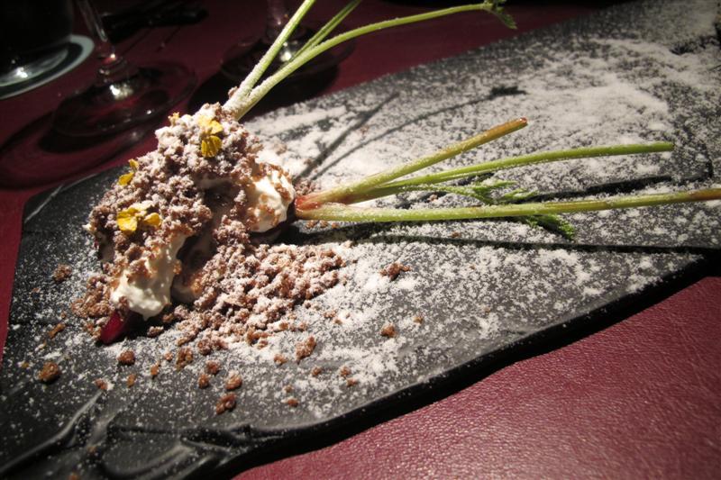 ravanello, 41° Experience, Chef Albert Adrià, Barcellona, spagna
