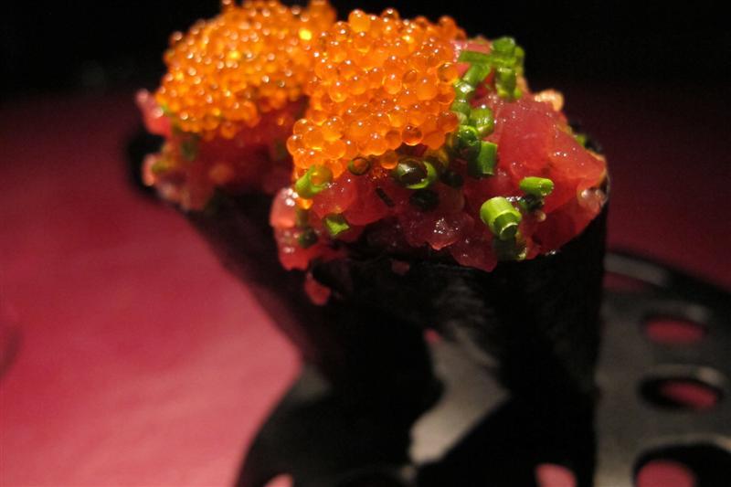 temaki, 41° Experience, Chef Albert Adrià, Barcellona, spagna