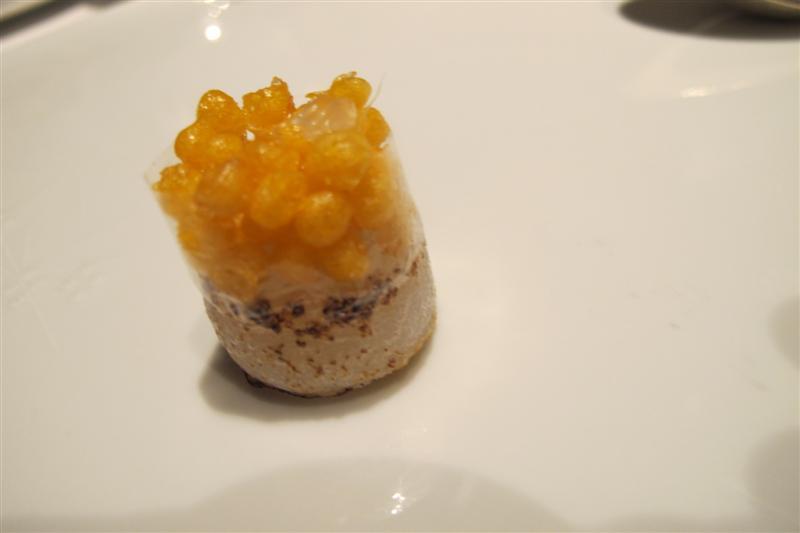 frittata di carciofi, El Celler de Can Roca, Chef Joan Roca, Girona
