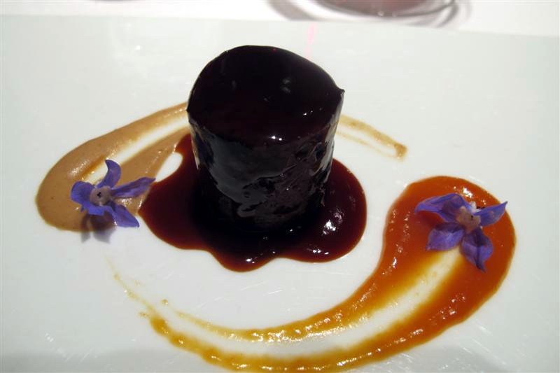 secondo piatto, oca alla rosale, El Celler de Can Roca, Chef Joan Roca, Girona