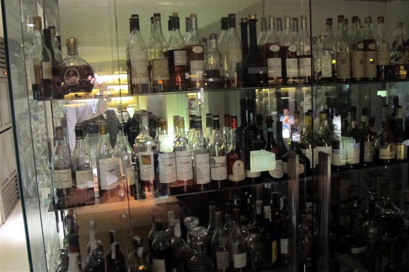 distillati, El Celler de Can Roca, Chef Joan Roca, Girona