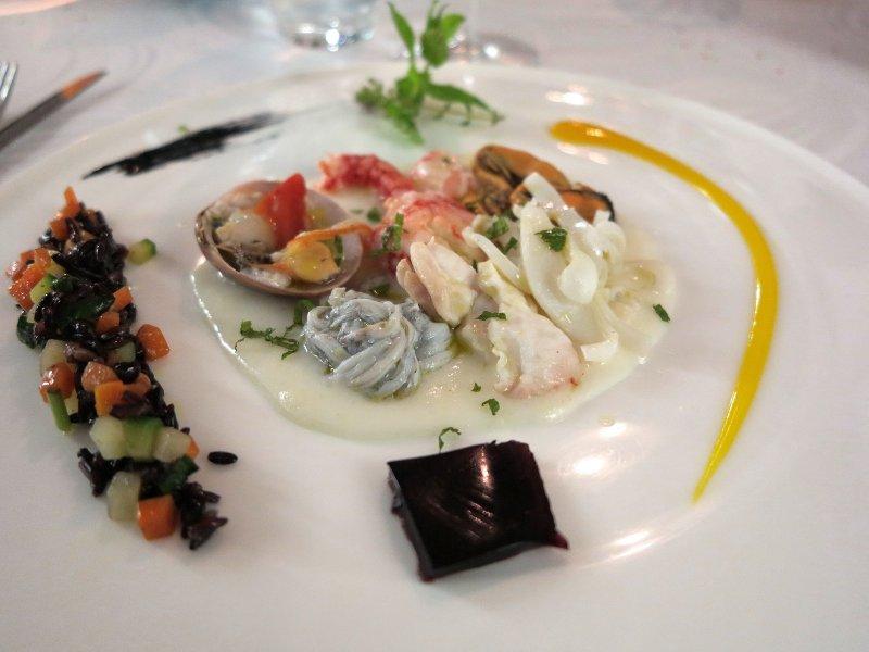 crostacei, Pietro D'Agostino, la capinera, taormina