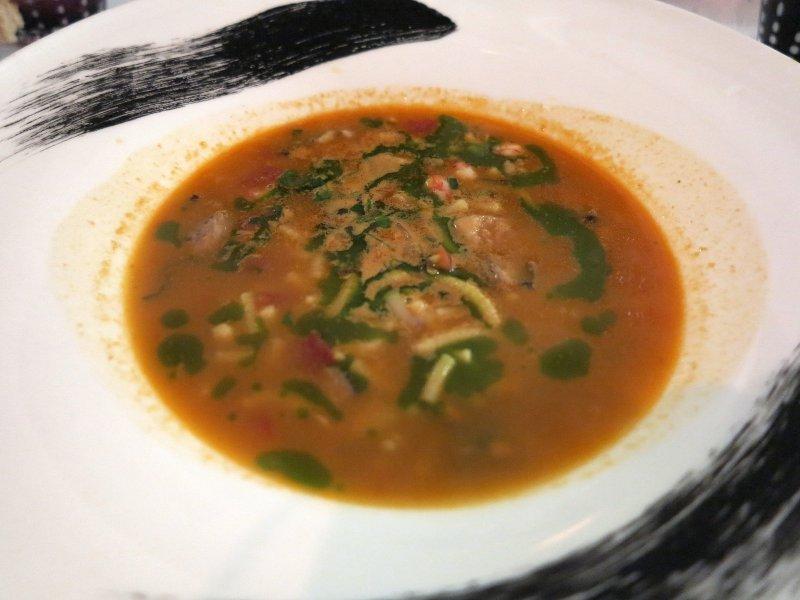 zuppa di pesce, Pietro D'Agostino, la capinera, taormina