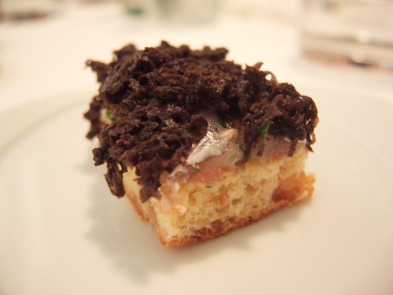 crostini, Uliassi, Chef Mauro Uliassi, Senigallia