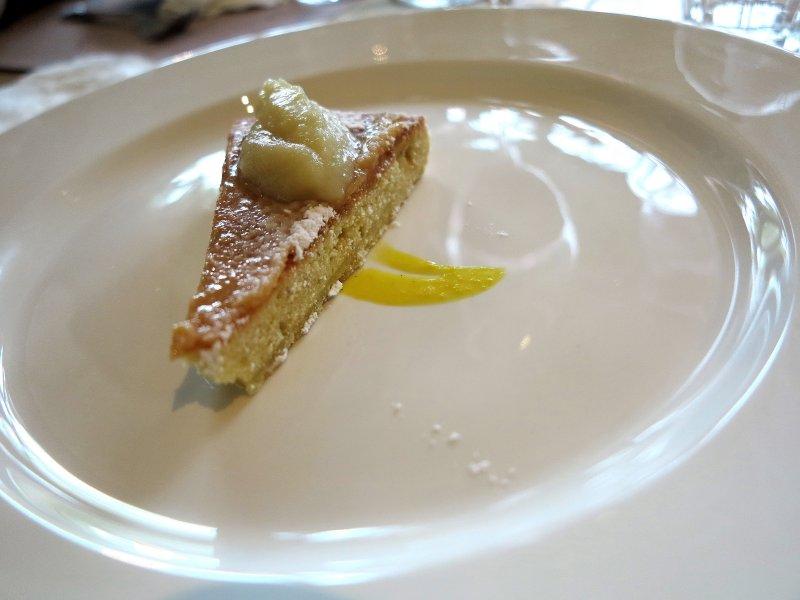 torta, Al Fresco, Chef Kokichi Takahashi, Milano