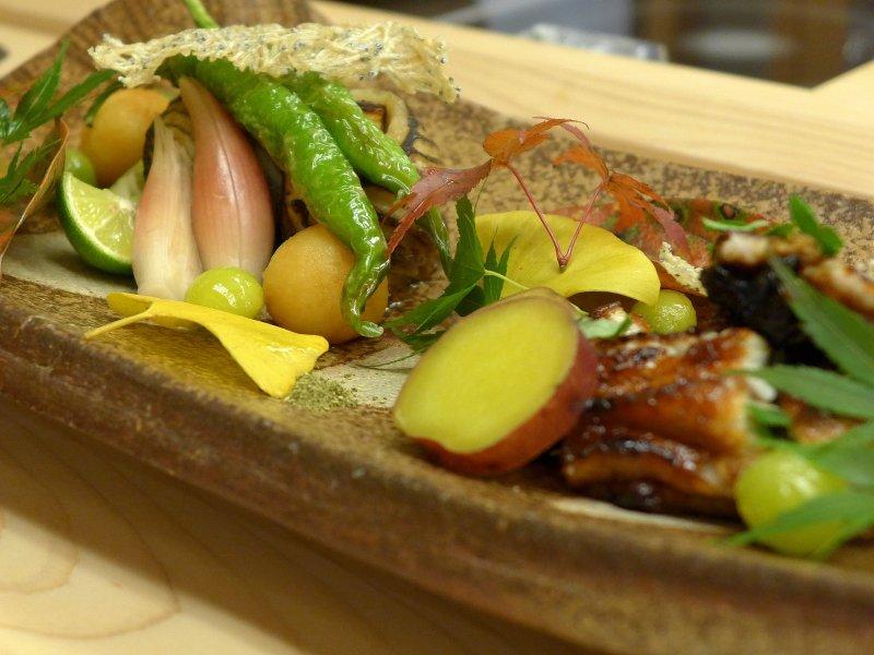 barracuda, Koju, Chef Toro Okuda, Ginza, Tokyo