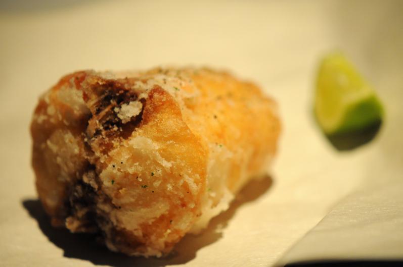 pesce palla, Les Créations de Narisawa, Yoshihiro Narisawa, Tokyo