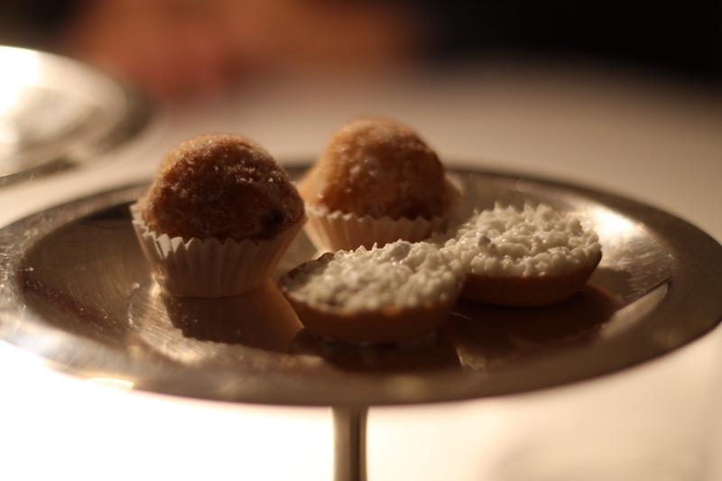 piccola pasticceria, Reale, Chef Niko Romito, Castel di Sangro