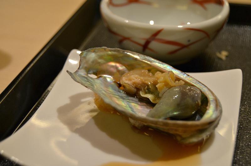 agura, Tenko Honten, chef Tenko-san, Hiroshima, Japan