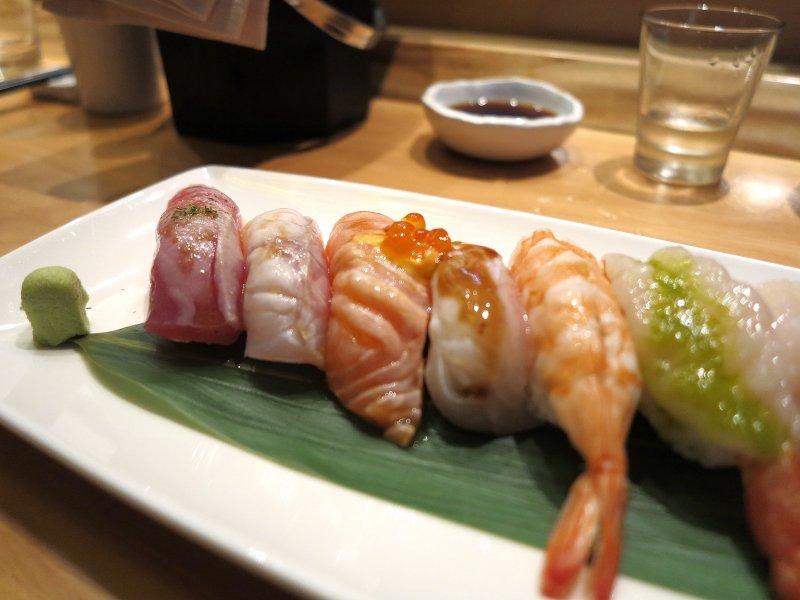sushi misto, Yuzu, Chef Yoko Matsuda, Milano