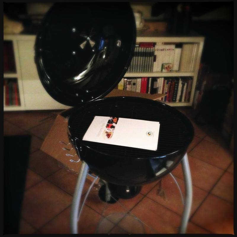 kettle, Mondo BBQ: prima puntata