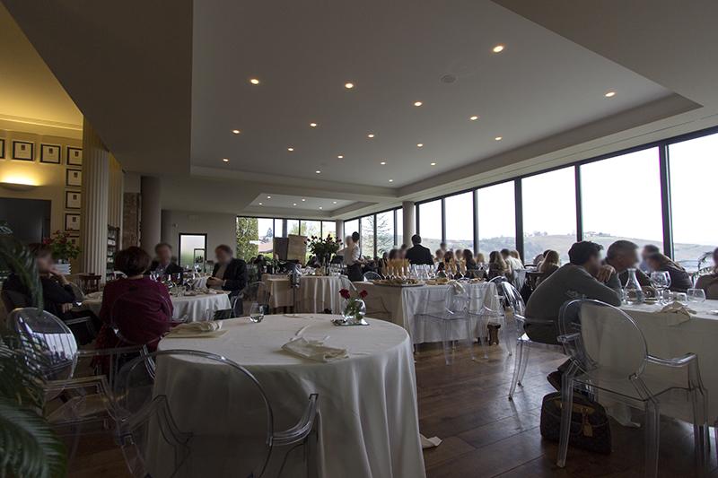 sala, La Ciau del Tornavento, Chef Maurilio Garola, Treiso,Cuneo