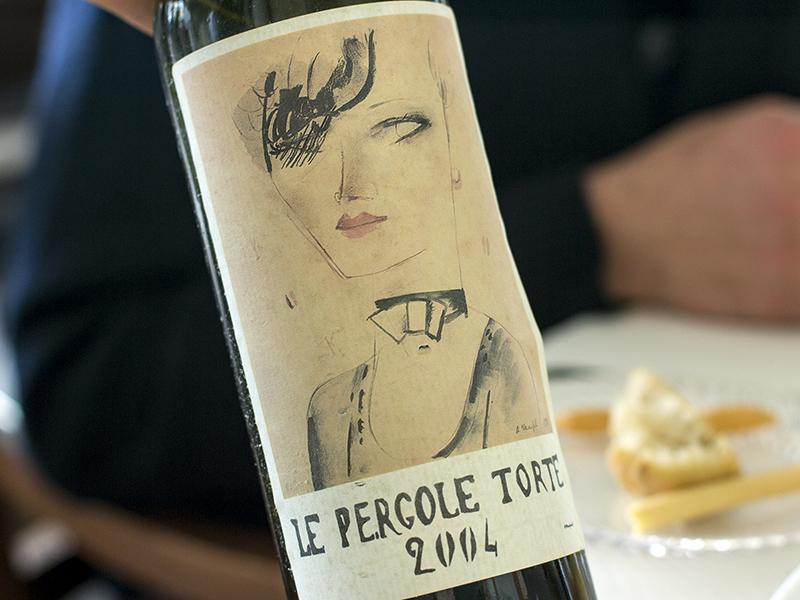 Le pergole torte, vino, La Ciau del Tornavento, Chef Maurilio Garola, Treiso,Cuneo