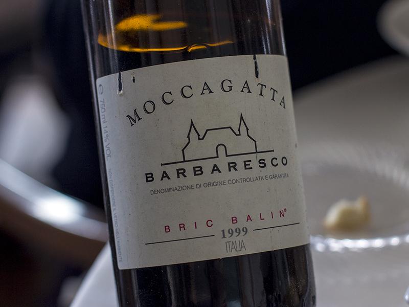 moccagatta, barbaresco, vino, La Ciau del Tornavento, Chef Maurilio Garola, Treiso,Cuneo