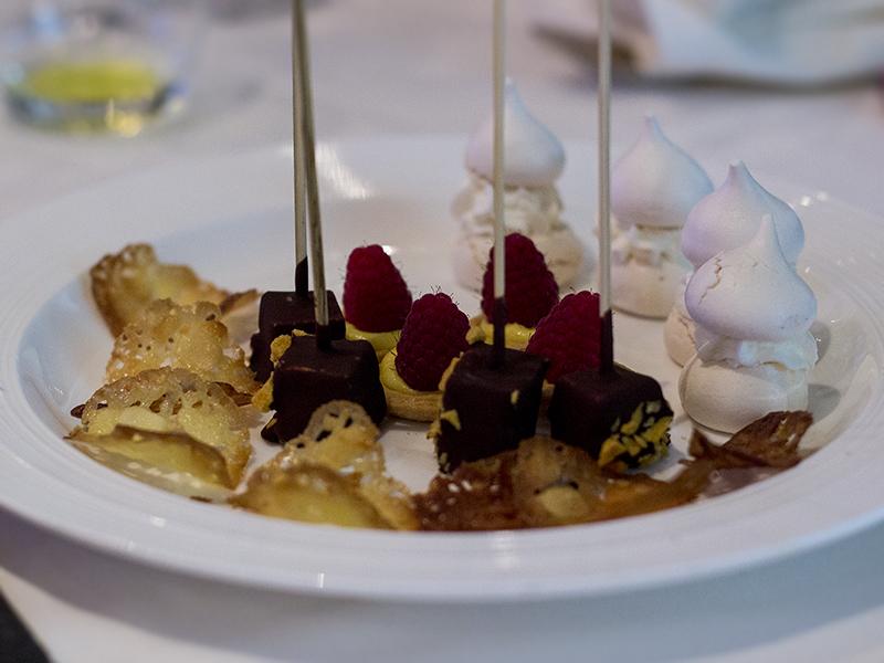 pre dessert, La Ciau del Tornavento, Chef Maurilio Garola, Treiso,Cuneo