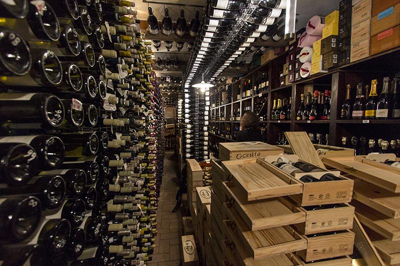 cantina, vino, La Ciau del Tornavento, Chef Maurilio Garola, Treiso,Cuneo